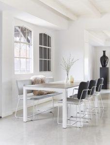 Kiko eetkamer en stoel | bert plantagie