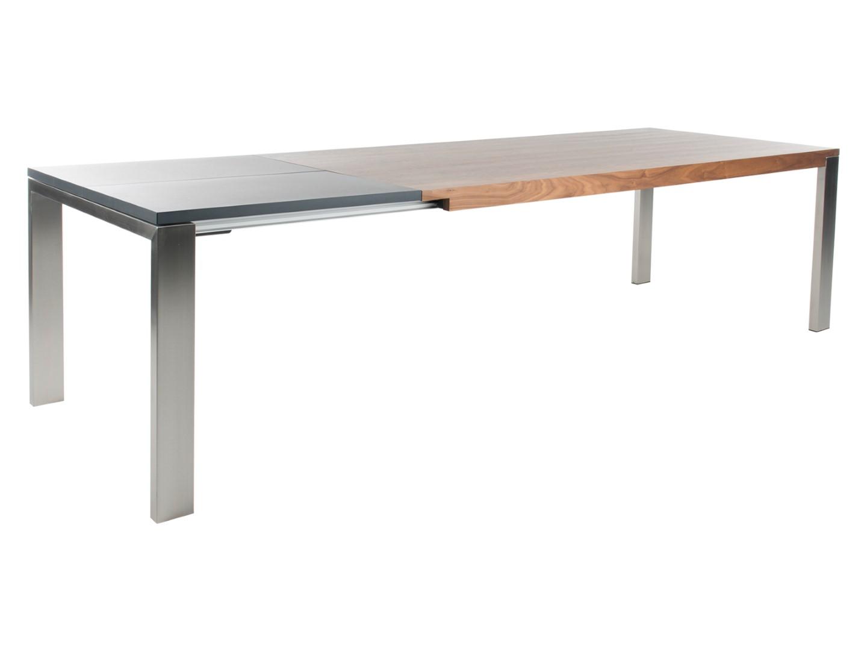 Bridge extending table bert plantagie for Table bridge