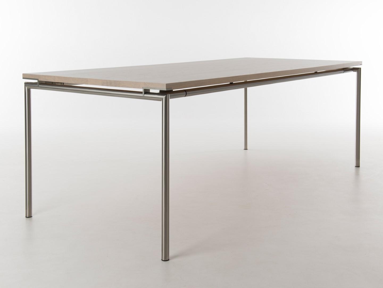 Eetkamer Tafel White Wash.Hook Table Bert Plantagie