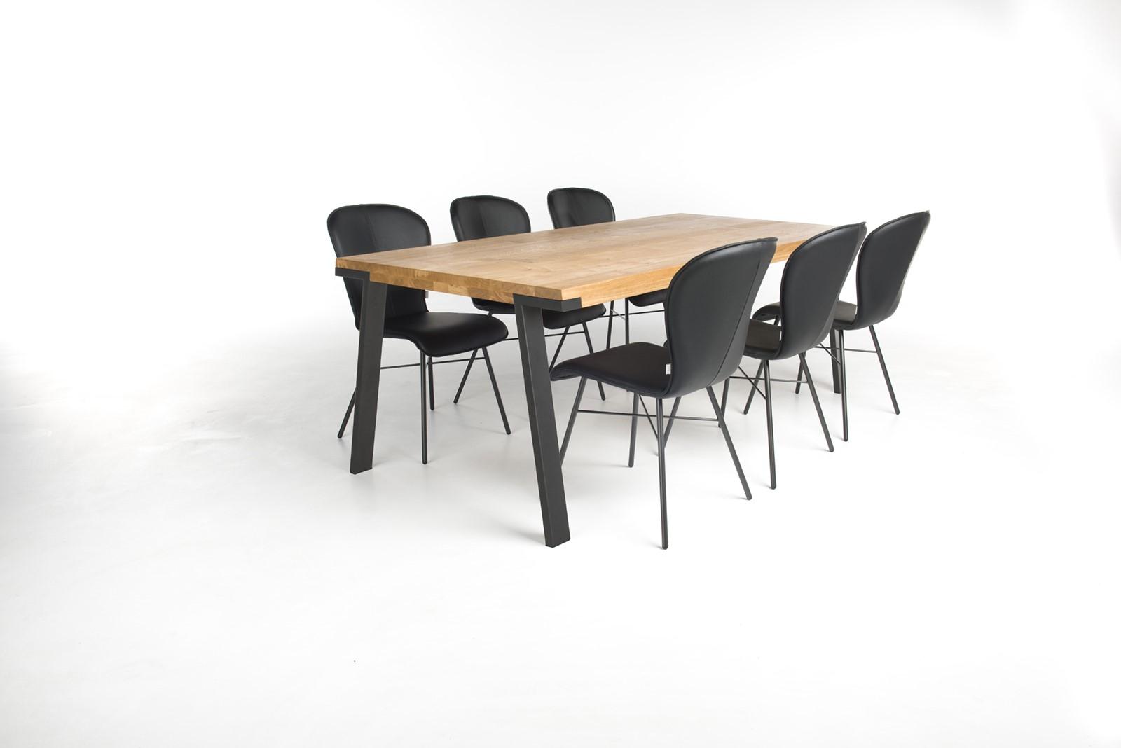 Seven tafel bert plantagie